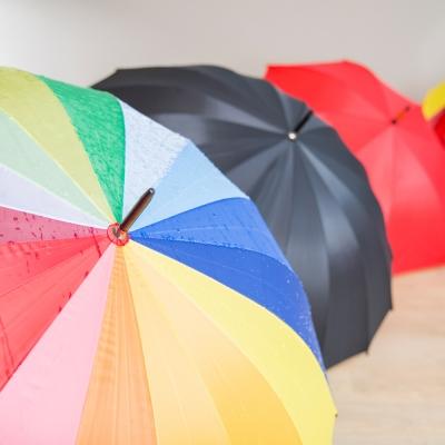 Lietussargi un lietusmēteļi