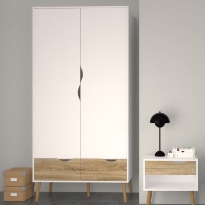 Skapis ar 2 durvīm