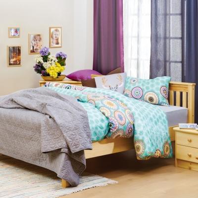 Vienguļamās un divguļamās gultas