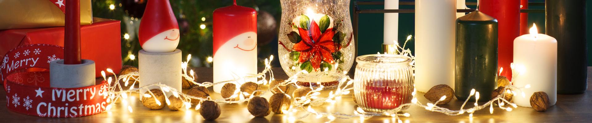 Sveces un svečturi