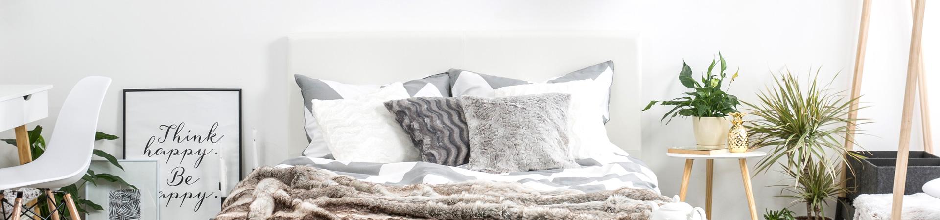 Gultas un gultu piederumi