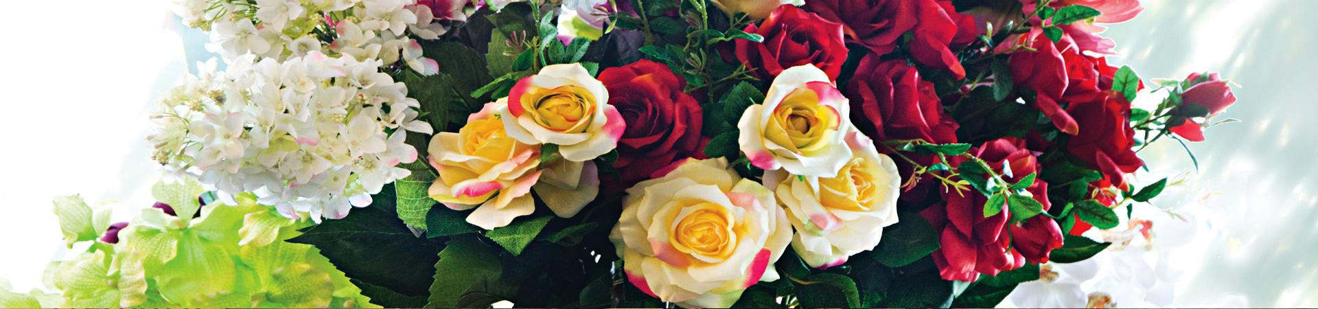 Mākslīgie ziedi