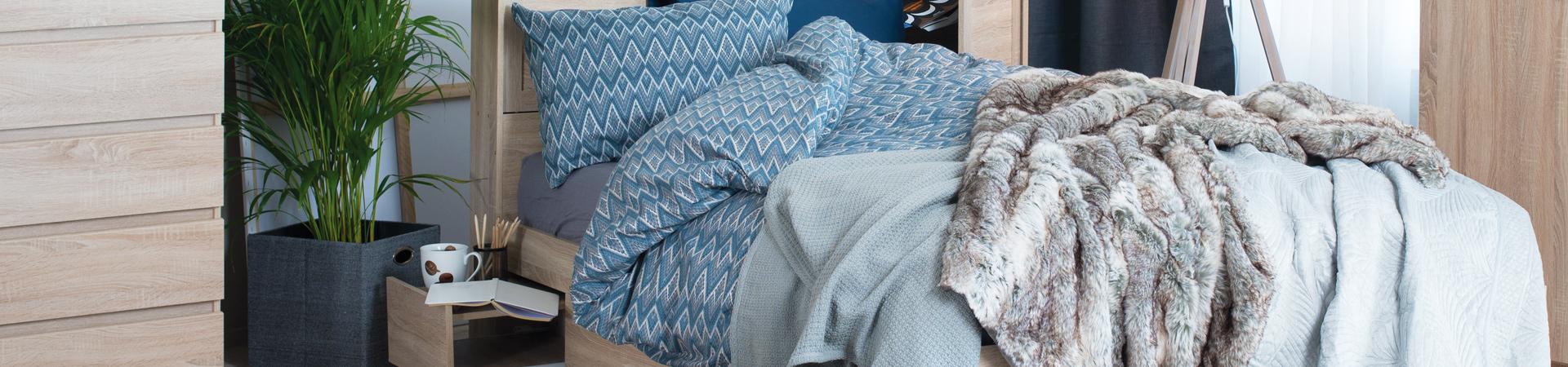 Pledi un gultas pārklāji