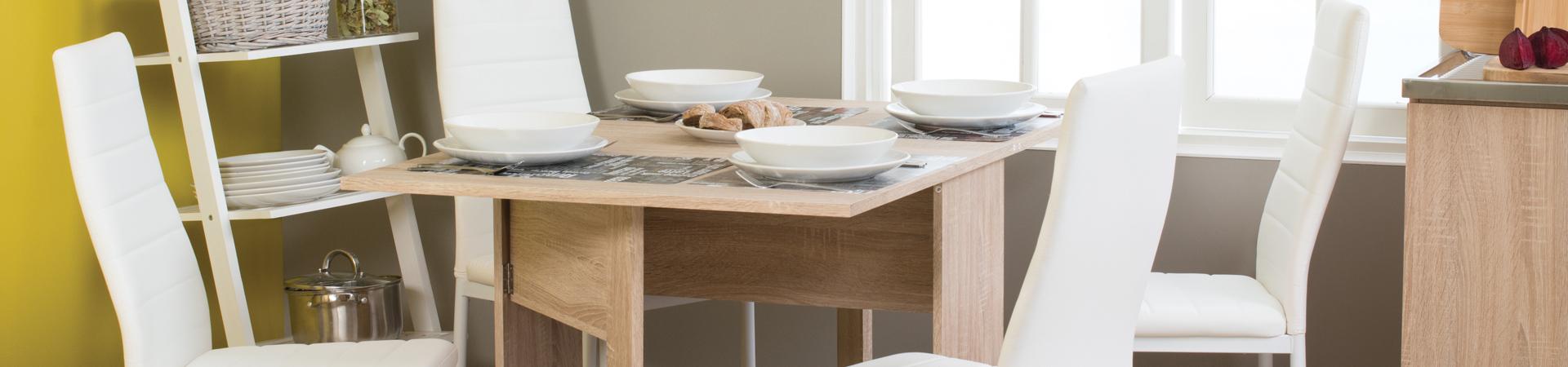 Virtuves un viesistabas galdi