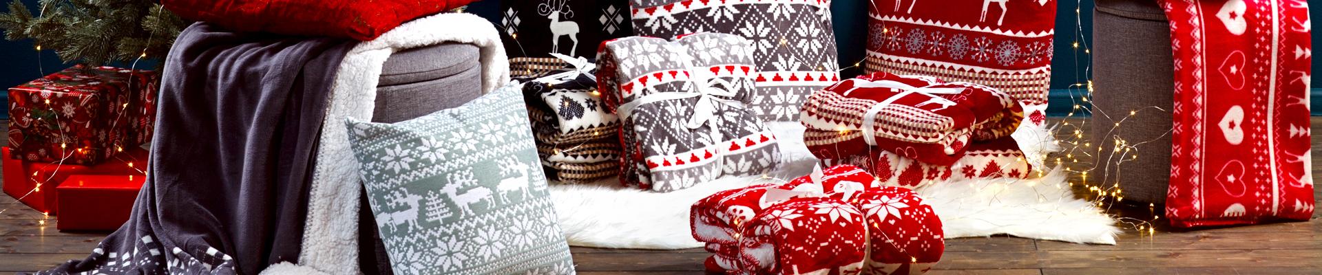 Ziemassvētku tekstils