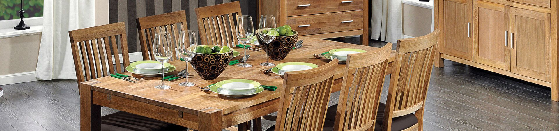 Table with 6 chairs Home