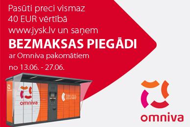 Piegāde ar Omniva